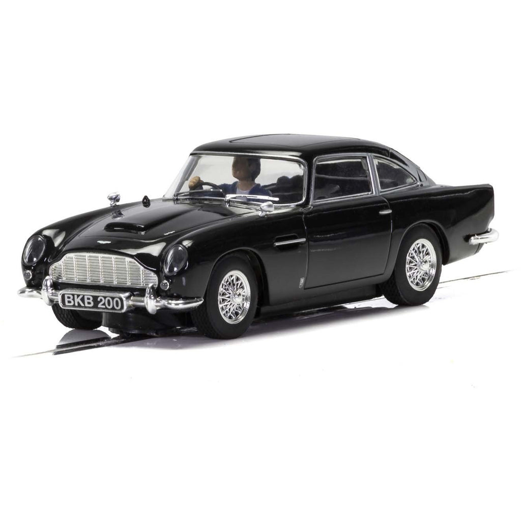 SCALEXTRIC ASTON MARTIN DB5 - BLACK