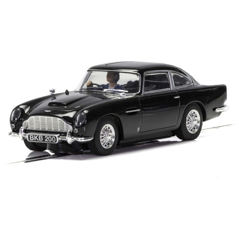 Image of SCALEXTRIC ASTON MARTIN DB5 - BLACK