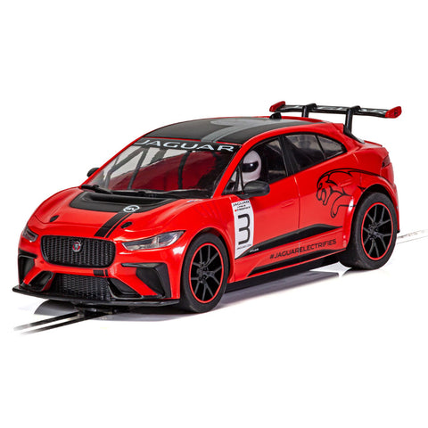 SCALEX JAGUAR I-PACE RED - NEW TOOLING 2019