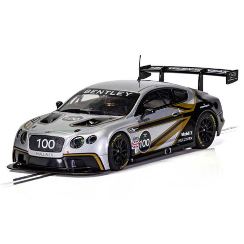 SCALEXTRIC 1:32 BENTLEY CONTINENTAL GT3 - CENTENARY EDITION