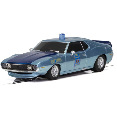 Image of SCALEXTRIC AMC JAVELIN ALABAMA STATE TROOPER