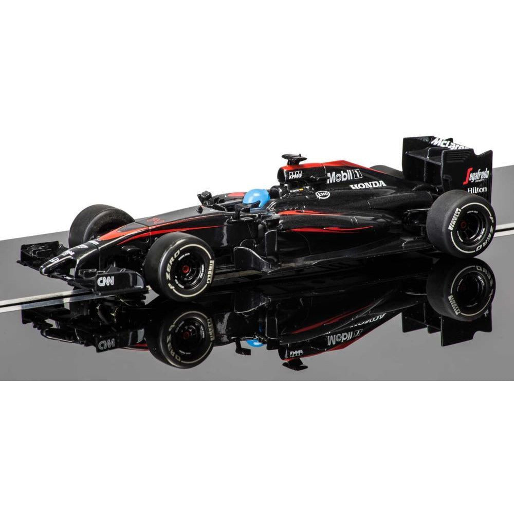 scalextric mclaren f1 2015 (2015 livery on 2014 car) – hearns
