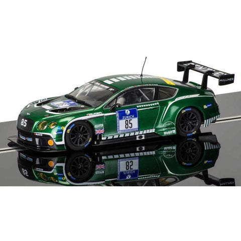 SCALEXTRIC  BENTLEY CONTINENTAL GT3 - Hearns Hobbies Melbourne - SCALEXTRIC