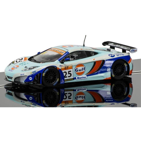 SCALEXTRIC MCLAREN 12C GT3 - Hearns Hobbies Melbourne - SCALEXTRIC