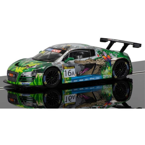 SCALEXTRIC  AUDI R8 GT3 CROCODILE PHOENIX 12 HR BATHURST - Hearns Hobbies Melbourne - SCALEXTRIC