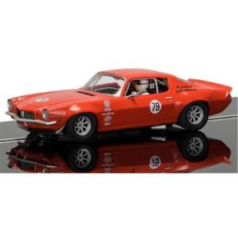 SCALEXTRIC CHEVROLT CAMARO 1970 TRANS AM 57-C3725
