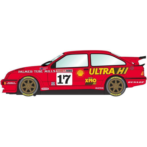 SCALEXTRIC  FORD SIERRA RS5000, 1989 BATHURST WINNER - JOHNSON/BOWE - Hearns Hobbies Melbourne - SCALEXTRIC