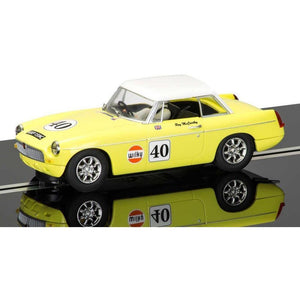 SCALEXTRIC  MGB - Hearns Hobbies Melbourne - SCALEXTRIC