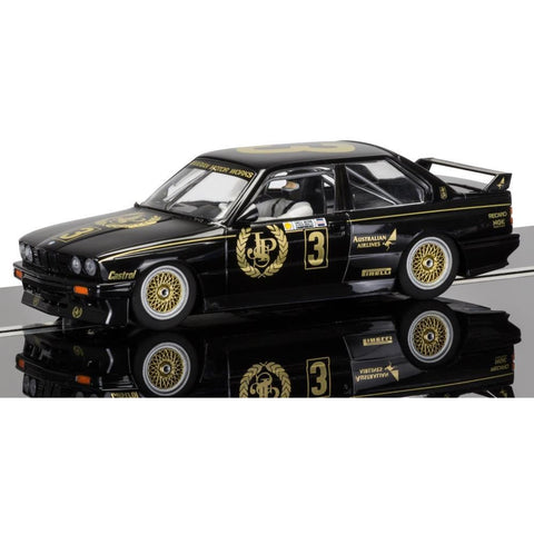 SCALEXTRIC  BMW E30 M3, 1987 AUST. TOURING CAR CHAMPIONSHIP WINNER - RICHARDS - Hearns Hobbies Melbourne - SCALEXTRIC