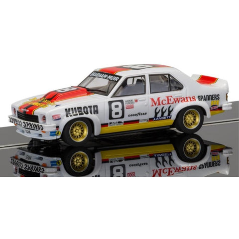 SCALEXTRIC  HOLDEN A9X TORANA, 1978 BATHURST - BRABHAM/MUIR - Hearns Hobbies Melbourne - SCALEXTRIC