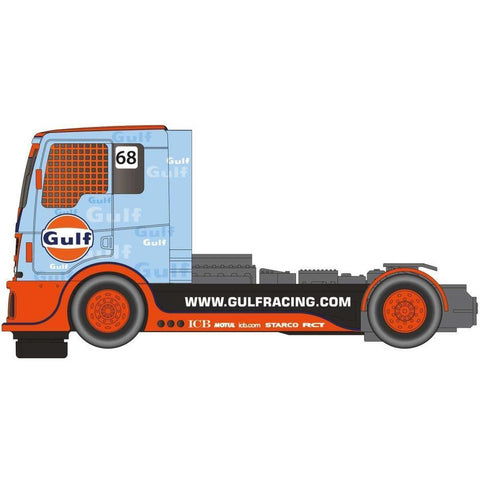 SCALEXTRIC  TEAM TRUCK GULF NO86 - Hearns Hobbies Melbourne - SCALEXTRIC