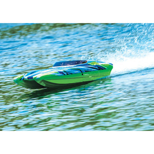TRAXXAS DCB M41 Widebody Catamaran - Green