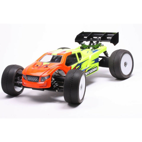 Mugen Seiki MBX8T 1/8 Off-Road Competition Nitro Truggy Kit