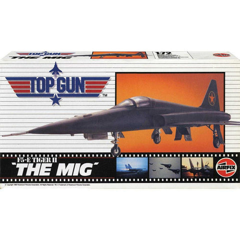 "AIRFIX Top Gun F5-E Tiger II """"The Mig"""" 1/72"