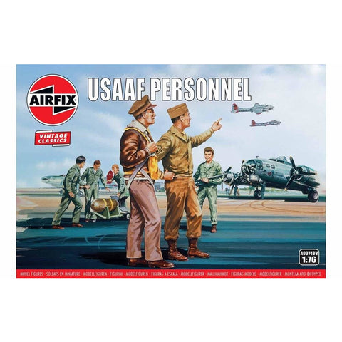 AIRFIX USAAF PERSONNEL (58-00748V)
