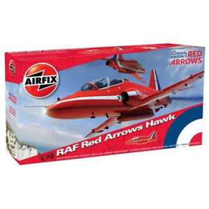 AIRFIX BAE RED ARROWS HAWK