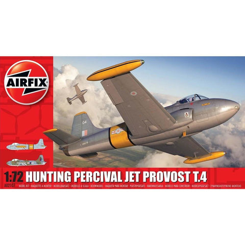 AIRFIX HUNTING PERCIVAL JET PROVOST T.4 (58-02107)