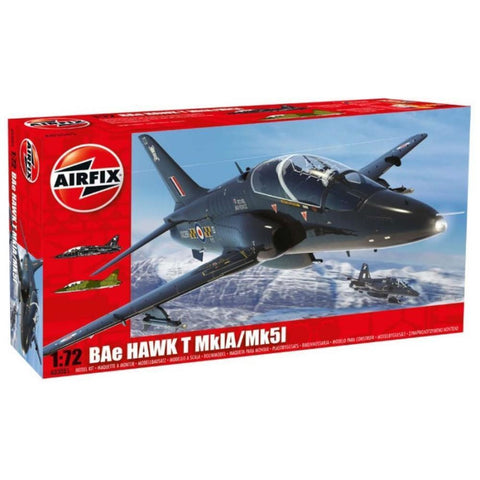 AIRFIX BAE HAWK T1 1/72 NEW for 2018