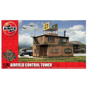 AIRFIX AIRFIELD CONTROL TOWER 1/72