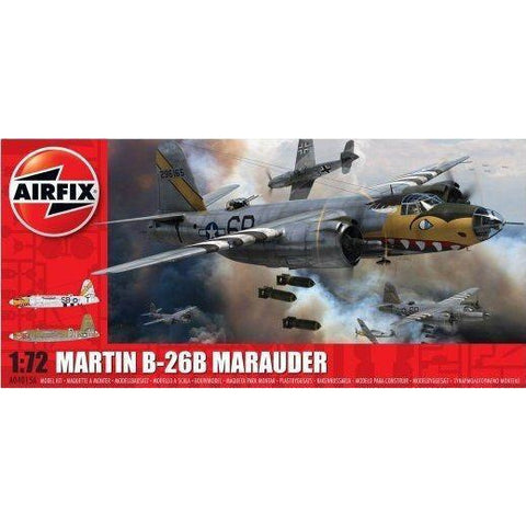 AIRFIX MARTIN B26 B/C MARAUDER 1/72 NEW for 2018