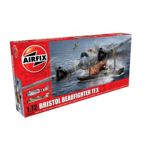 AIRFIX BRISTOL BEAUFIGHTER MK.X (58-04019)