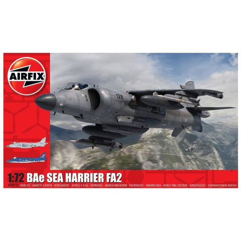 AIRFIX BAE SEA HARRIER FA2 1/72 NEW for 2018