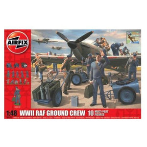 AIRFIX WWII RAF GROUND CREW