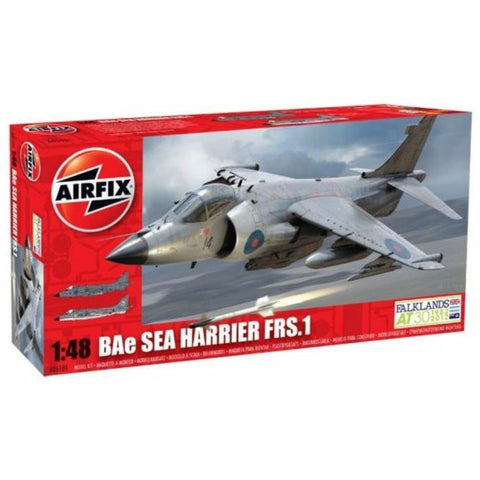 AIRFIX BAE SEA HARRIER FRS-1 1:48