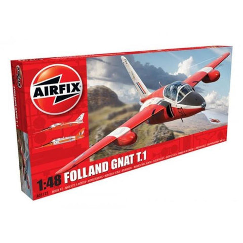 AIRFIX FOLLAND GNAT 1/48