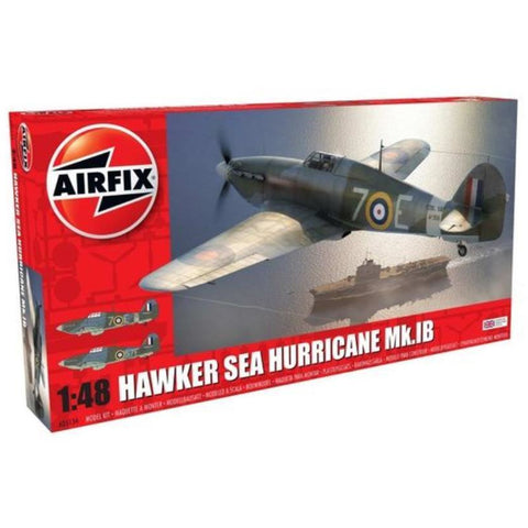 AIRFIX HAWKER SEA HURRICANE MK.IB 1:48 - NEW LIVERY