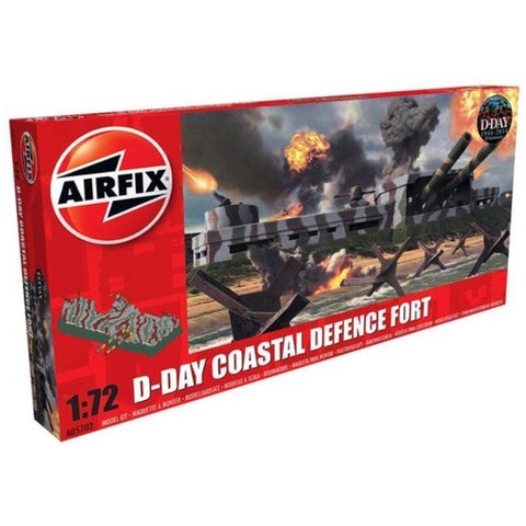 AIRFIX D-DAY COASTAL DEFENCE FORD 1/72