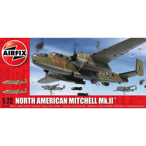 Image of AIRFIX 1/72 North American Mitchell Mk.II