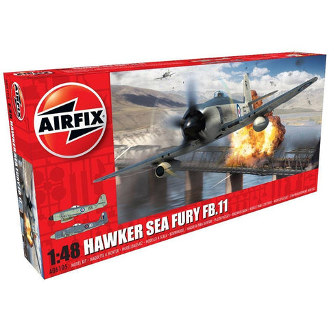 AIRFIX HAWKER SEA FURY FB.11 1:48