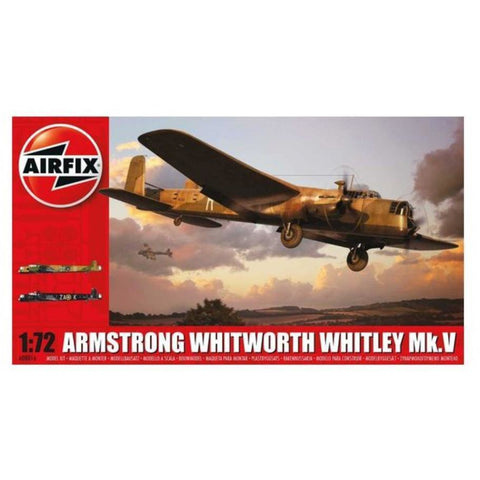 AIRFIX ARMSTRONG WHITWORTH WHITLEY MK.V (58-08016)