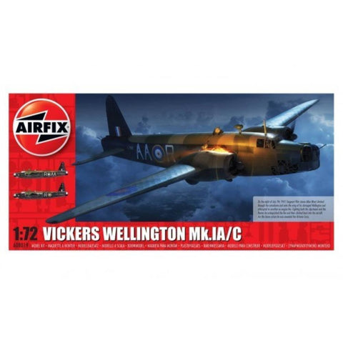 AIRFIX VICKERS WELLINGTON MK.IC 1:72 (58-08019)