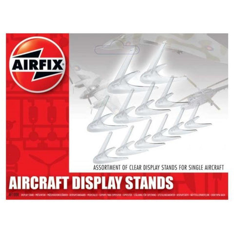 AIRFIX ASSORTED SMALL DISPLAY STANDS SUITED TO 1/72 SCALE