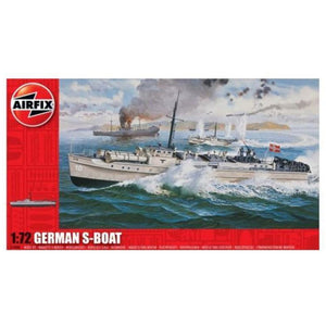 AIRFIX GERMAN S-BOAT