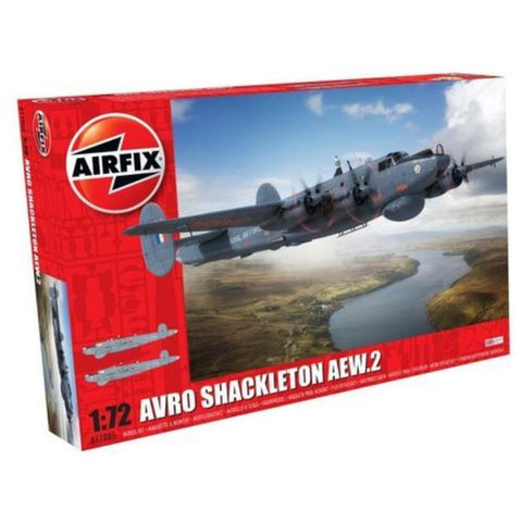 AIRFIX AVRO SHACKLETON AEW.2 1:72 - NEW LIVERY (58-11005)