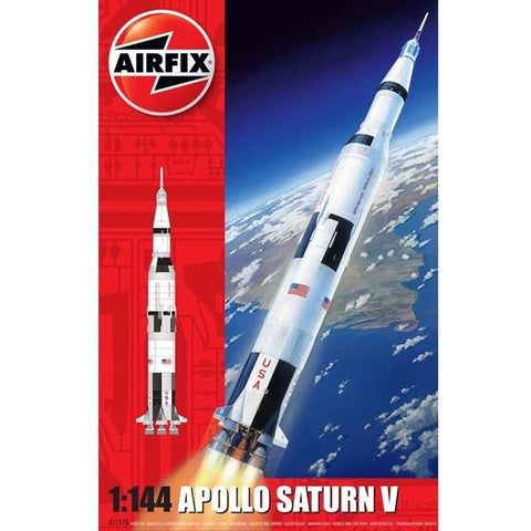 AIRFIX APOLLO SATURN V 50TH ANNIVERSARY OF 1ST MANNED MOON LANDING (58-11170)