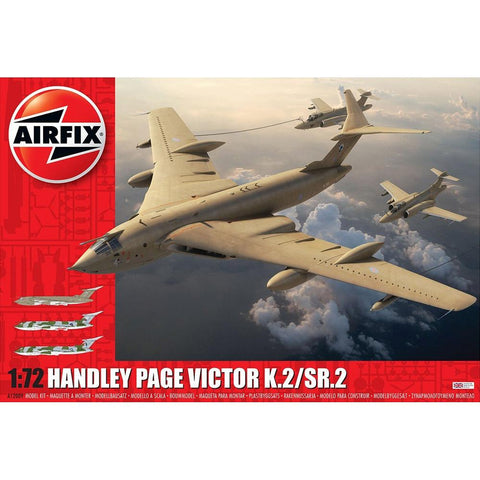 AIRFIX HANDLEY PAGE VICTOR K.2(58-12009)