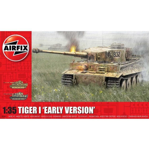 "AIRFIX TIGER-1 ""EARLY VERSION"" (58-1363)"