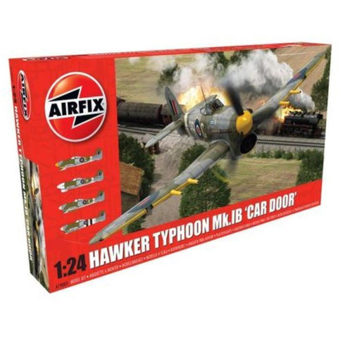 AIRFIX HAWKER TYPHOON 1B- CAR DOOR (58-19003)