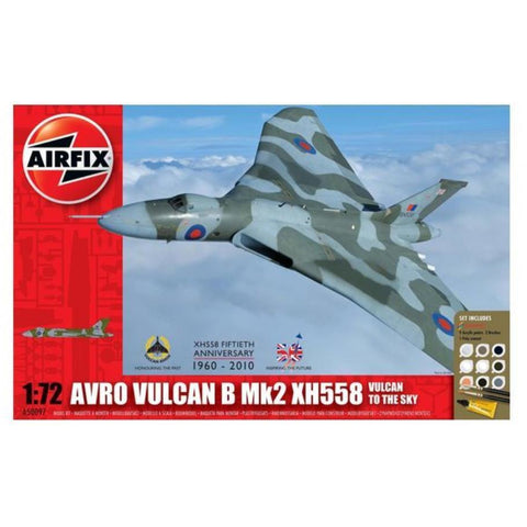 AIRFIX VULCAN TO THE SKY 1:72 (58-50097)