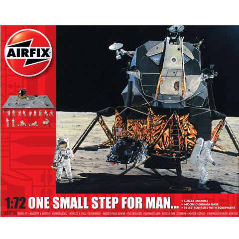 AIRFIX 1/72 One Step For Man... Plastic Model Kit