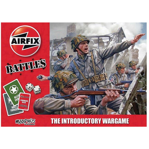 AIRFIX AIirfix Battles The Introductory Wargame