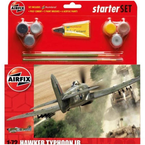 AIRFIX 1/72 Hawker Typhoon