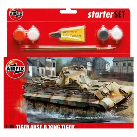AIRFIX KING TIGER (58-55303)