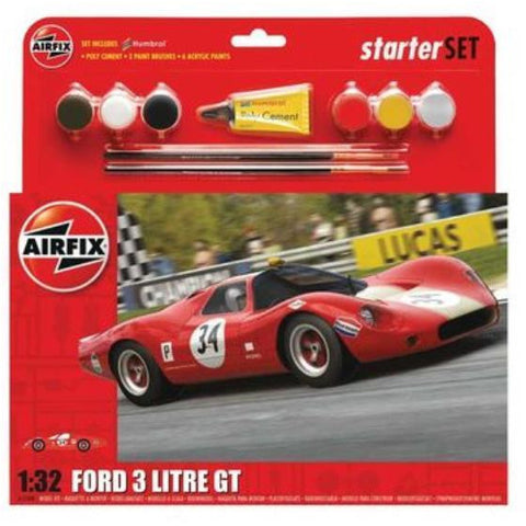 AIRFIX FORD 3 LITRE GT (58-55308)
