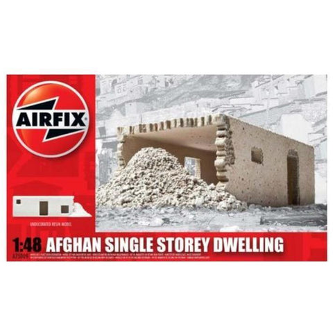 AIRFIX AFGHAN SINGLE STOREY DWELLING 1/48