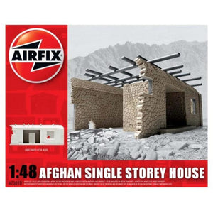 AIRFIX AFGHAN SINGLE STOREY HOUSE 1:48 (58-75010)